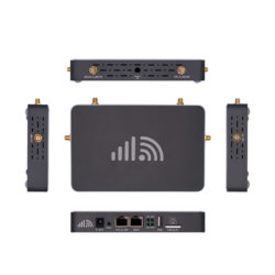 4G Broadband Modem WiFi Router Industrial Interfaces