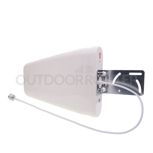 LPDA Outdoor 4G Cellular Log-periodic Antenna with Bracket