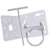 EZ3X03 Enclosure with Wrench Tool L-Bracket and Mounting Kit