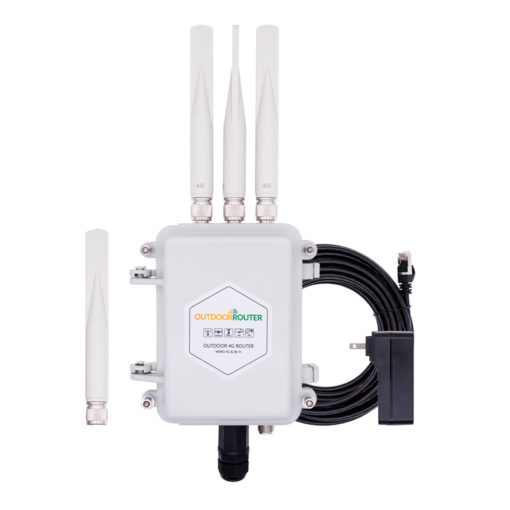American Outdoor 4G Cellular Router Cat4 B66 B71